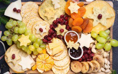 Cómo preparar tablas de queso personalizadas para toda la familia