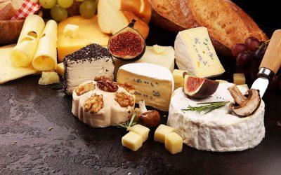 La historia del queso (II): quesos internacionales