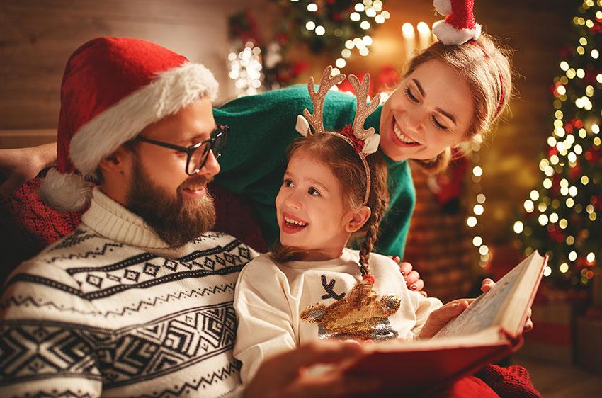 Noche de Reyes con un cuento navideño antes de dormir y para disfrutar de todas las cosas buenas de la Navidad #LoBuenoUne