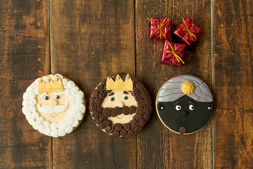 Noche de Reyes con queso García Baquero: Cinco Lanzas para Melchor, Curado Maestría para Gaspar y Reserva 12 meses para Baltasar