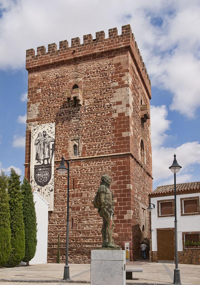 Alcázar de San Juan: tour con queso García Baquero por torreón de Don Juan José de Austria y conjunto palacial del gran prior
