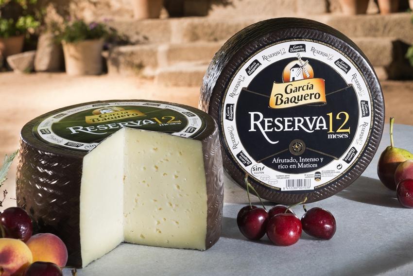 Aroma del queso: aroma intenso como el del buen queso reserva 12 meses de García Baquero en una cata de queso gourmet