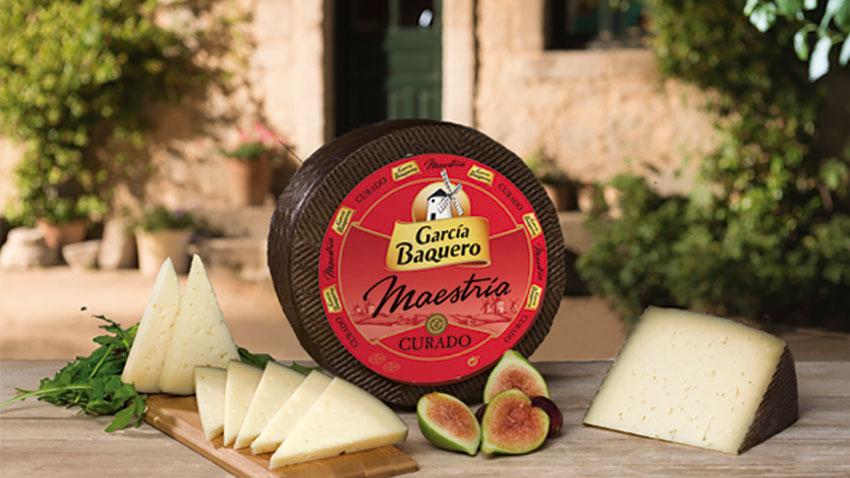 Gusto y retrogusto del queso. Cata queso Curado Maestría García Baquero y aprecia su aroma y sabor como un frommelier