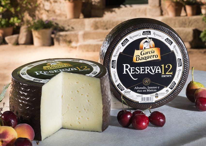 Gusto y retrogusto del queso. Cata queso Reserva 12 meses García Baquero y aprecia su aroma y sabor como un frommelier