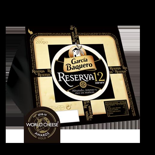 Cuña 200g Reserva 12