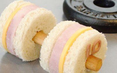 Sandwich para forzudos