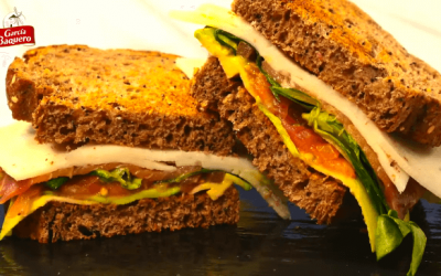 Sandwich «Pecado Vegetal»